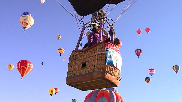 After decades of crewing hot air balloons, Kevin Gill is preparing for the most important balloon ride of his life.