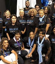 AT&T recently launched their Believe Chicago Initiative to create new opportunities for people living in some of Chicago's hardest hit communities. Photo Credit: Provided by AT&T