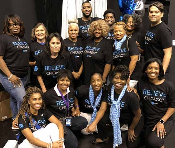 Major tv, internet, and phone provider, AT&T, recently launched Believe Chicago which is an initiative to help provide support for ...