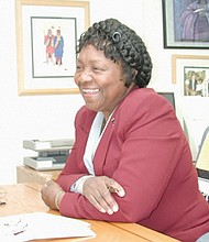 Dr. Mildred Ollee, a former executive dean for the Cascade Campus of Portland Community College, has died.