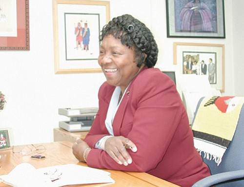 Dr. Mildred Ollee oversaw the build out of a comprehensive Cascade campus during her eight years serving Portland Community College.