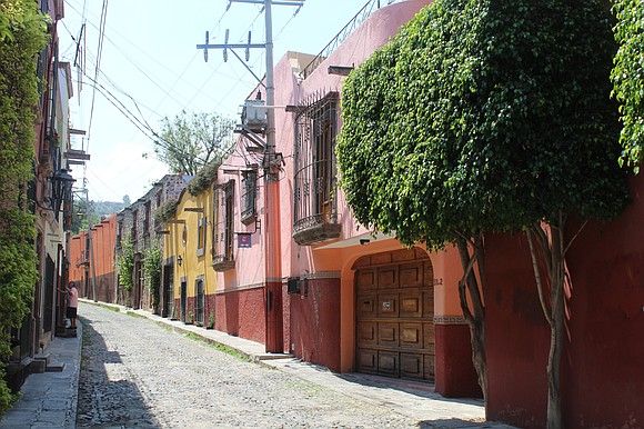 Less than an hour flight from Mexico City and a three-hour drive from Leon Del Bajio Airport lies the beautiful ...