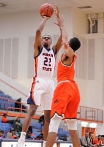 A former Morgan State basketball standout is the most recent athlete from an HBCU to get an opportunity to achieve ...