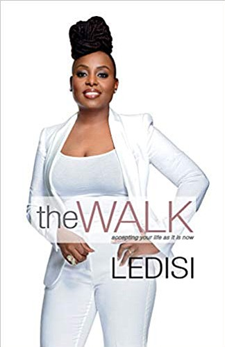 12x Grammy-nominated songstress, actor and author Ledisi recently released her new book, The Walk: Accepting Your Life As It is ...