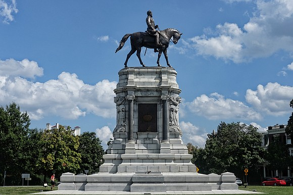 The racist Confederate past has maintained its stranglehold on Richmond's future.