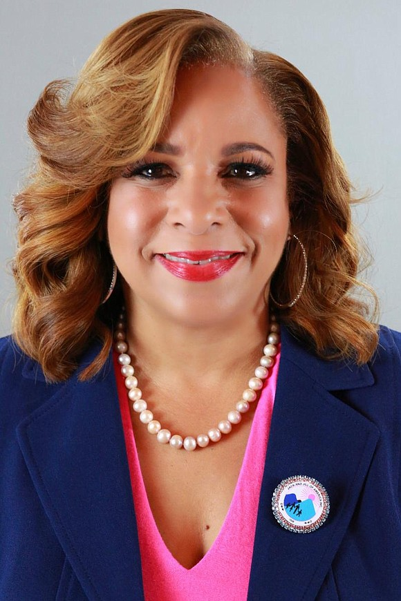 Washington DC Metro Area - Danielle Brown has been elected the 26th national president of Jack and Jill of America, ...