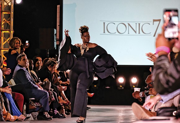 The styles and the stylish were out in force last Saturday for RVA Fashion Week's Fall Fashion Weekend.