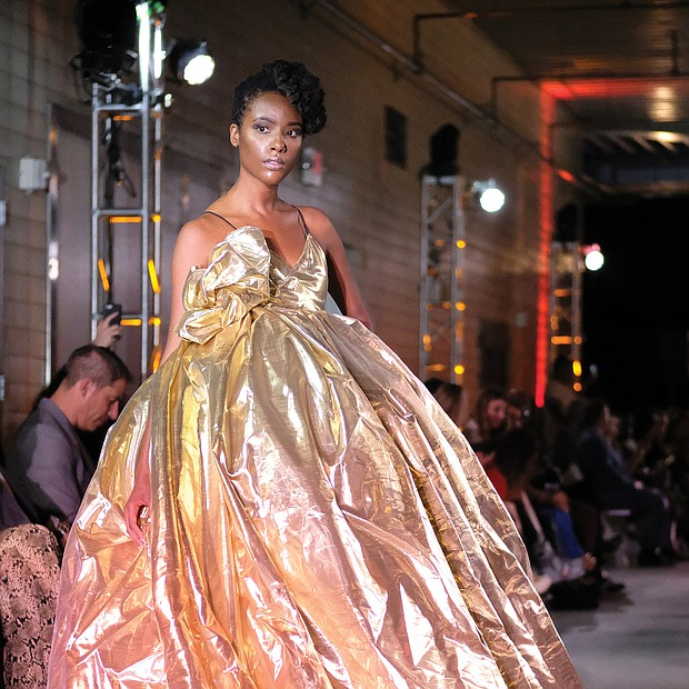 RVA's Fashion Week Fall Fashion Weekend (Sandra Sellars/Richmond Free Press)