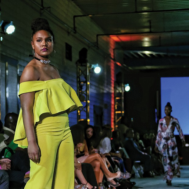 RVA's Fashion Week Fall Fashion Weekend