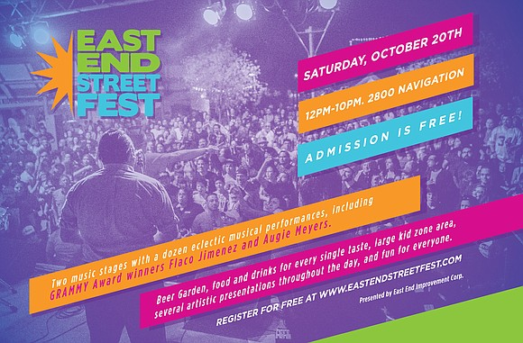 The East End Improvement Corporation (501c3) proudly announces the 2018 East End Street Fest. This colorful Houston community festival will ...