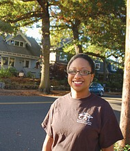 Katrina Holland of the Community Alliance of Tenants is working to get the city to adopt more equitable housing policies in order free up housing stock for people of color and other residents who face huge obstacles to finding a house or apartment.
