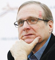 Paul Allen, the longtime owner of the Portland Trail Blazers, a co-founder of Microsoft, and one of the richest men in the world, died Monday from complications from non-Hodgkins lymphoma. He was 65. (AP photo)