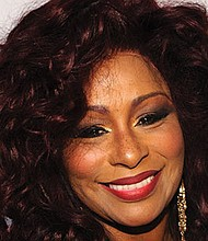Chaka Khan, a 10-time Grammy Award-winning R&B/soul was named today as the grand