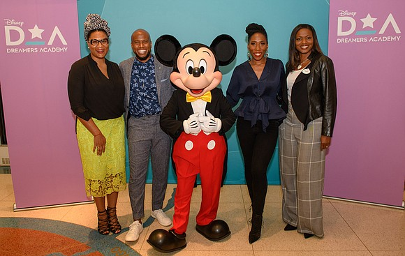 Disney Dreamers Academy with Steve Harvey and Essence magazine are back for another year, encouraging students to apply for their ...