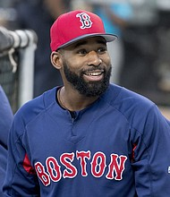 Red Sox outfielder, Jackie Bradley Jr. and his teammates are all part of sports' new analytics revolution.