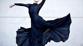 """Ballet dancer Maggie Kurdirka was diagnosed with Metastatic Breast Cancer at age 23. Also known as """"Bald Ballerina,"""" she still dances whenever she can and she has participated in NY Fashion Week."""