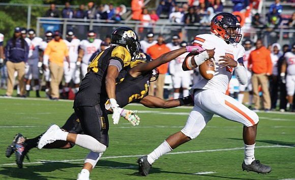"This has been a ""what if"" football season for the Virginia State University Trojans. During the homecoming game this weekend, ..."