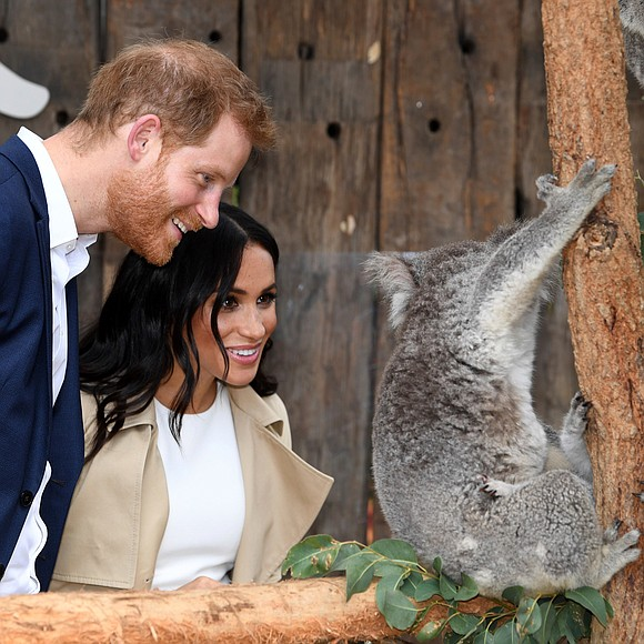Prince Harry and his wife, Meghan, the Duchess of Sussex are expecting. The news set Twitter alight Monday as Kensington ...