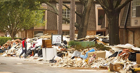 An estimated 130,000 Houstonians affected by Hurricane Harvey were overlooked in the city's original housing needs assessment, according to the ...