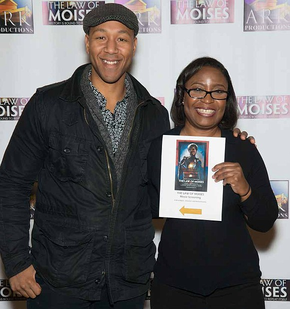 Two recent events were held in Chicago to celebrate the premiere of Law of Moises, a new film that was ...