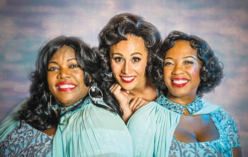 "Stumptown Stages has opened its 14th season with the sensational musical ""Dreamgirls,""a sweeping and inspirational journey that chronicles a Motown ..."