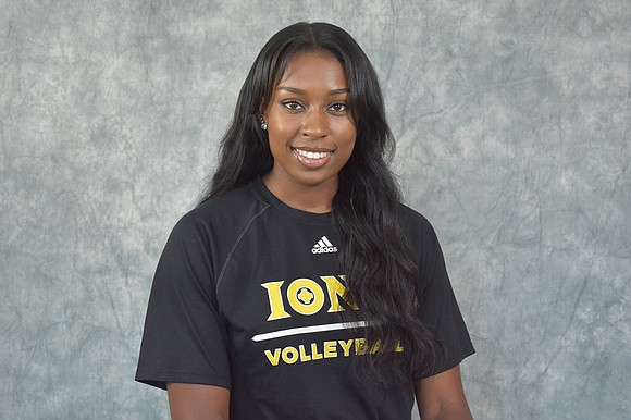 As a fall sport, women's volleyball season is fast and furious. The women of Iona College are up to the ...