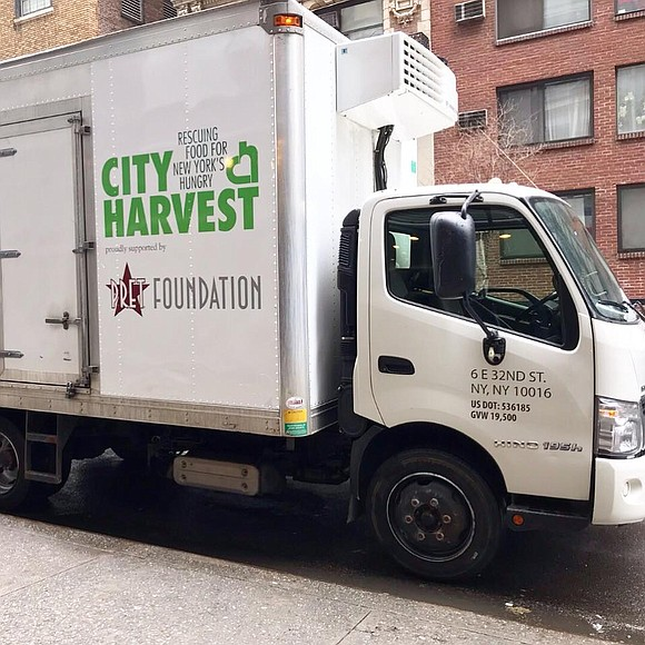 With the holiday season quickly approaching, City Harvest is asking all New Yorkers to pitch in and help fellow city ...