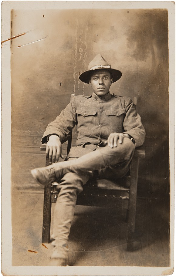 Remembering Virginia's African-American WWI soldiers | Richmond Free