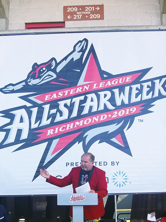 All-Star baseball is coming to Richmond next summer. The host Richmond Flying Squirrels announced a four-day schedule of activities to ...