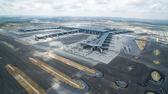 With more people than ever flying, cities around the world are building new airports and upgrading old terminals to create ...