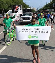 Lime is one of the few vendors that participated in Chicago's Dockless Bike Share Pilot Program on the far south side. The pilot will officially end on Nov. 1 and from there the city will review the results and decide whether or not to offer dockless bike sharing in the city. Photo Credit: Provided by Lime