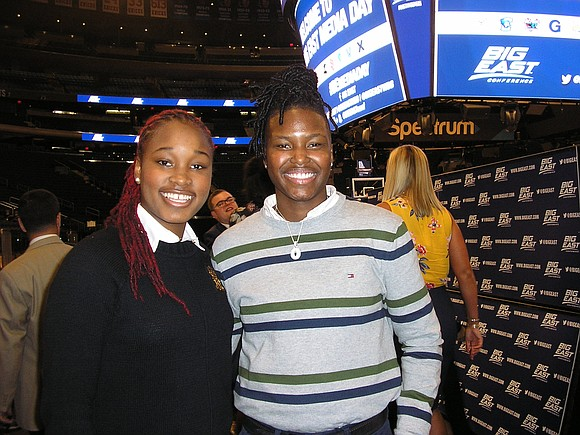 They might only be ranked sixth and eighth in the Big East women's basketball preseason coaches' poll, but the players ...