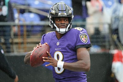 5e3317a30 Increased Role Could Be In Store For Ravens QB Lamar Jackson