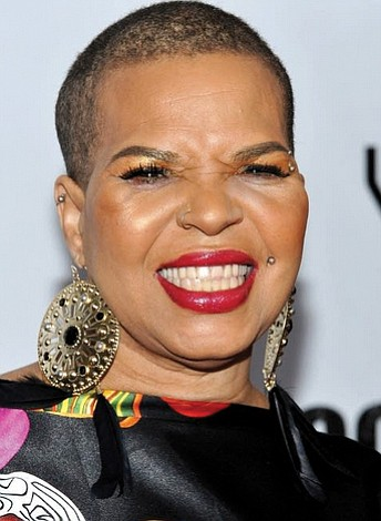 "Playwright, poet and author Ntozake Shange, whose most acclaimed theater piece is the 1975 Tony Award-nominated play ""For Colored Girls ..."