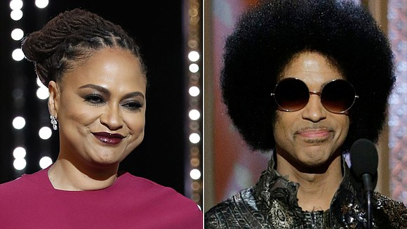 "Ava DuVernay is turning her lens on the life of Prince. The famed director of ""A Wrinkle in Time"" and ..."