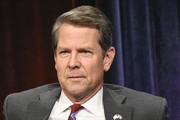 Georgia Secretary of State Brian Kemp's office said Sunday that it is investigating the Georgia Democratic Party over what it ...