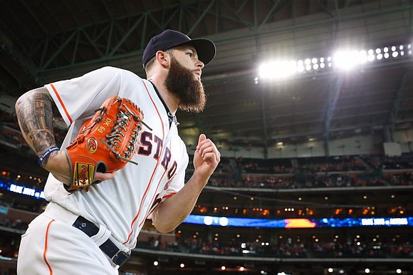 Rawlings Sporting Goods Company, Inc. announced tonight that left-handed pitcher Dallas Keuchel has won an American League Rawlings Gold Glove ...