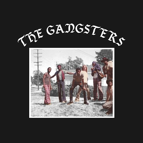 Gangsters LP album art. The never-before-heard LP was recorded in the 1970s and will have its official release at the Albina Soul Revue Friday, November 16 at Alberta Rose Theater featuring talented local musicians who were active in the north/inner northeast area of Portland in the 1970s.