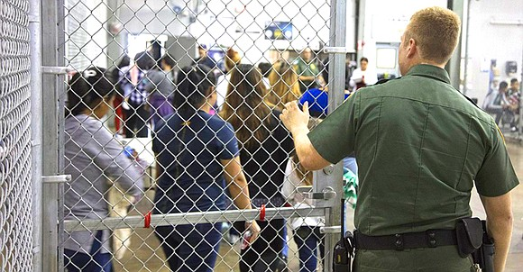 """Federal agencies did not plan for the potential increase of children who were separated from their parents during """"zero tolerance,"""" ..."""