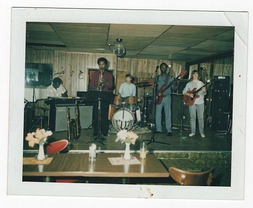 Michael Cooper Band.