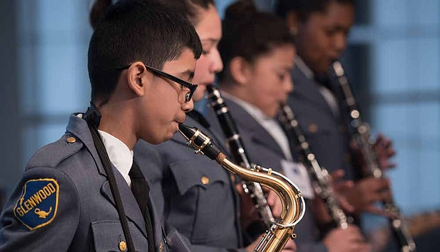 Glenwood Academy will host it's 70th annual Thanksgiving Luncheon at The Drake Hotel, 140 E. Walton Pl. on Nov. 14 in Chicago. Like years before, the Glenwood Academy Jazz Band plans to give a performance during this year's Thanksgiving Luncheon. Photo Credit: Provided by Glenwood Academy