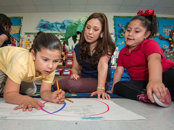 A new group in Greater Houston, Latinos for Education, want to grow the pipeline of Latino leaders in education, starting ...