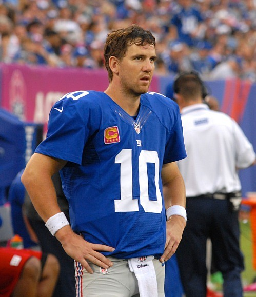 Eli Manning is a future Pro Football Hall of Fame player and the greatest QB in the 94-year history of ...