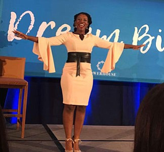 Media strategist and marketing coach, Jackie Kotei, who is often booked to speak at corporate and other engagements, has a ...