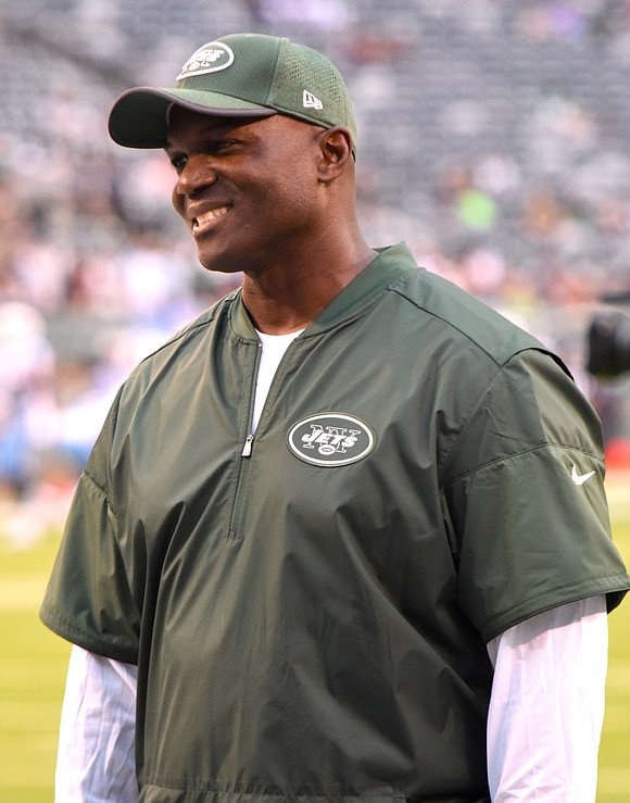 The true level of pressure from New York Jets management on Todd Bowles, their head coach, to win this season ...