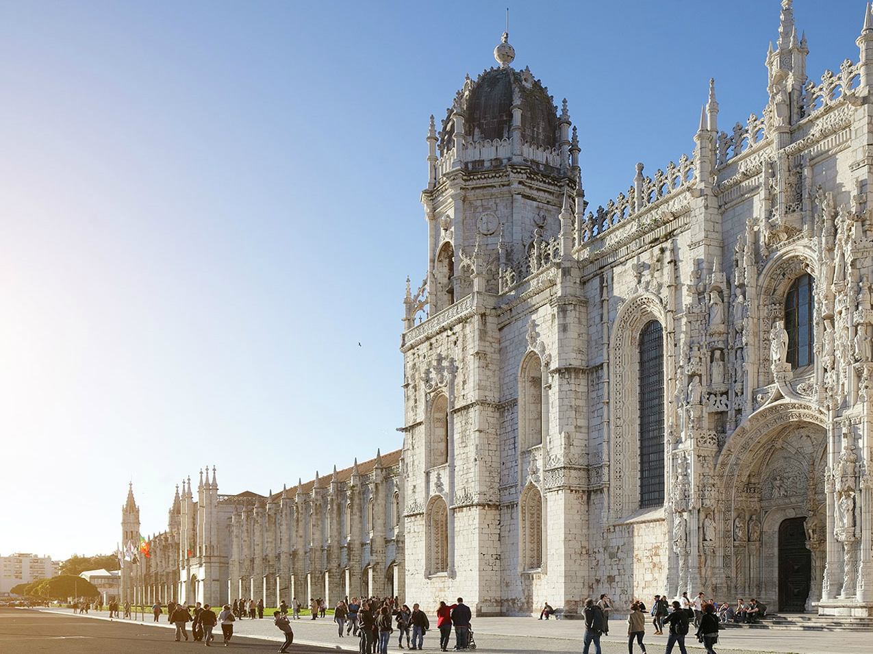 Lisbon: city of old and new
