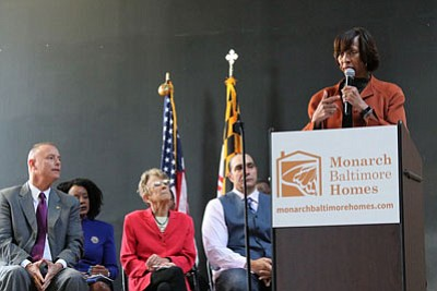 Monarch Academy Baltimore and The Children's Guild have launched a Community Revitalization Initiative in partnership with the Coldstream Homestead Montebello ...