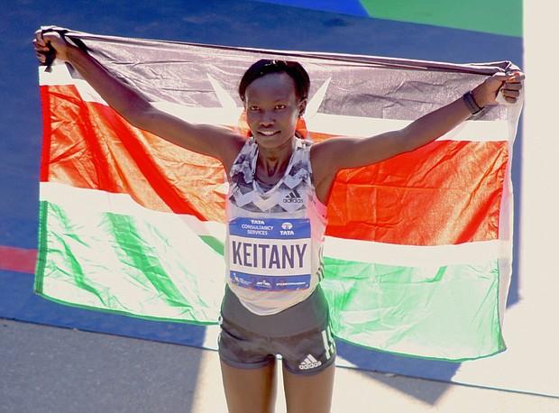 Mary Keitany