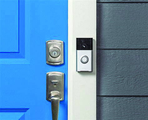 The city of Lancaster concluded its Ring Doorbell and Camera Rebate program..