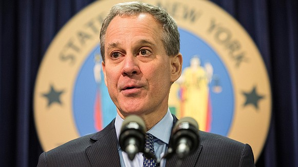 Eric Schneiderman, the former New York Attorney General who stepped down after multiple women came forward with allegations of assault, ...